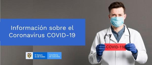 Información general sobre el COVID