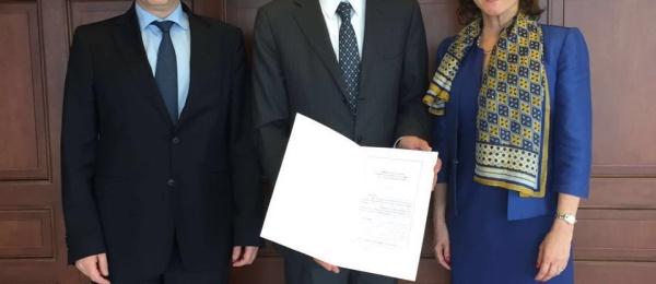 Colombia entregó el instrumento de adhesión del 'Tratado de Budapest sobre el reconocimiento internacional del depósito de microorganismos a los fines del procedimiento en materia de patentes'